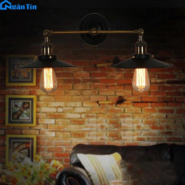 đèn led treo tường cổ điển